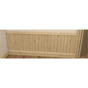 Internal Timber Cladding